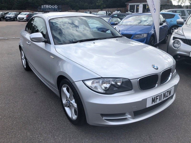 used BMW 118d Sport in rochester-kent