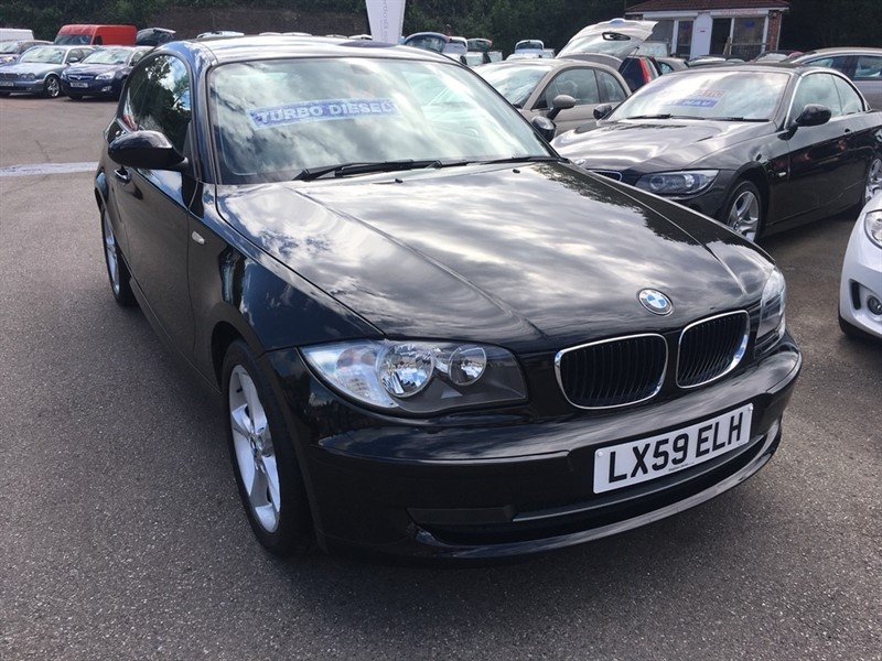 used BMW 118d 1 Series Sport 3dr in rochester-kent