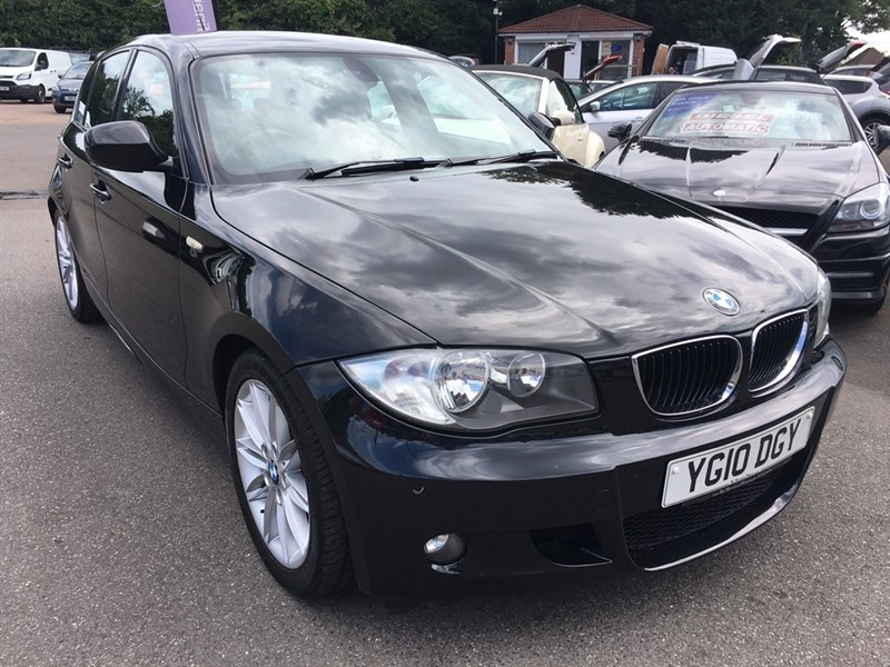 used BMW 118d 1 Series M Sport 5dr in rochester-kent
