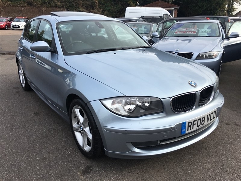 used BMW 118d 1 Series SE 5dr in rochester-kent
