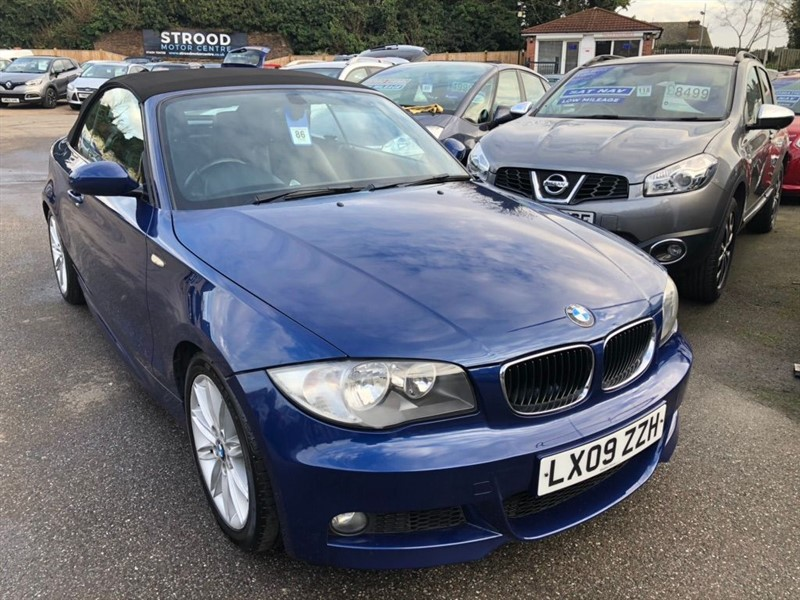 used BMW 118i 1 Series M Sport 2dr in rochester-kent