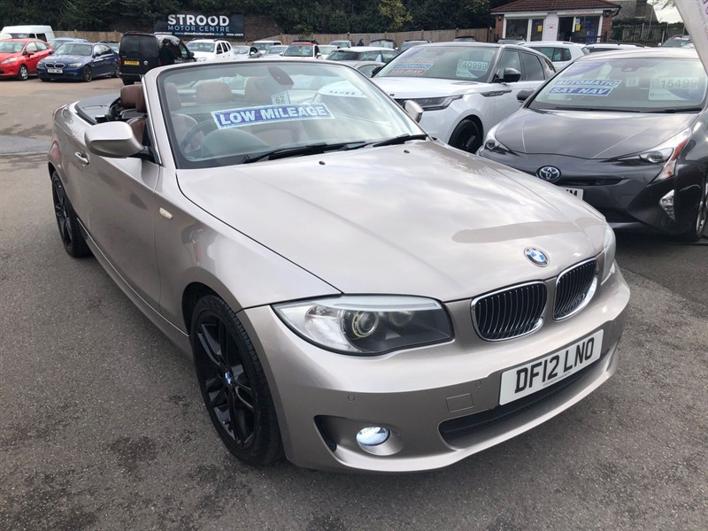 used BMW 118i Exclusive Edition in rochester-kent