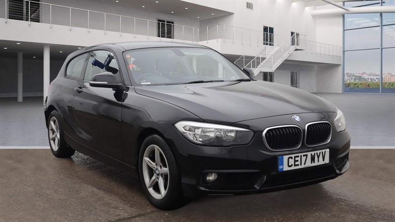 used BMW 118i SE Auto (s/s) in rochester-kent