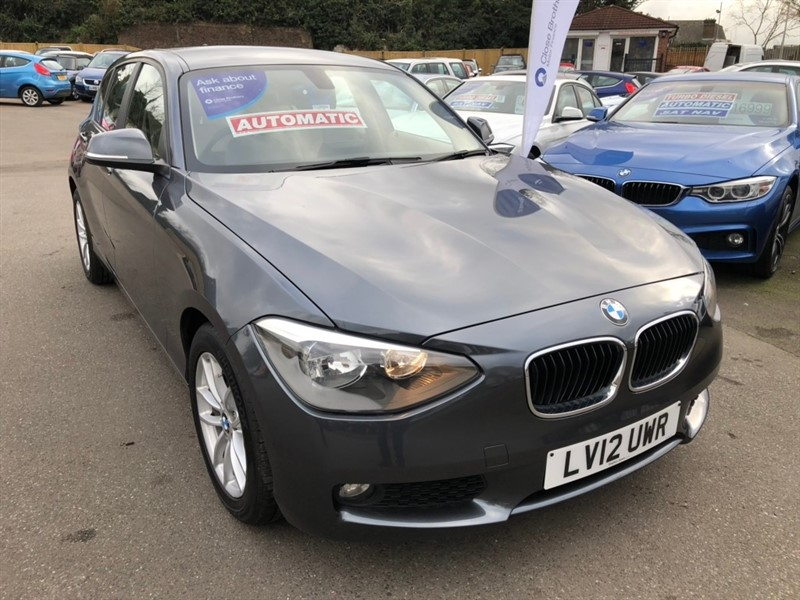used BMW 118i 1 Series SE 5dr in rochester-kent