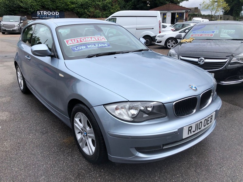 used BMW 118i SE in rochester-kent