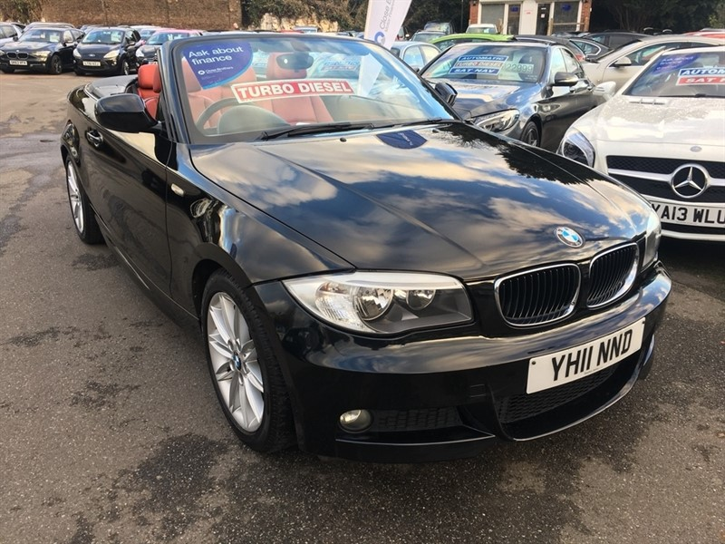 used BMW 120d 1 Series M Sport 2dr in rochester-kent