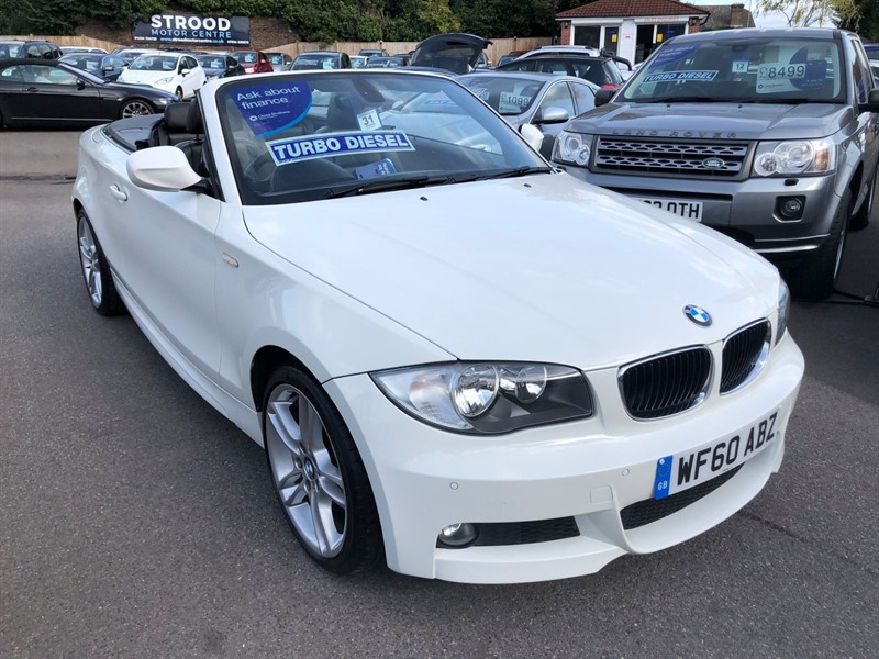 used BMW 120d M Sport in rochester-kent