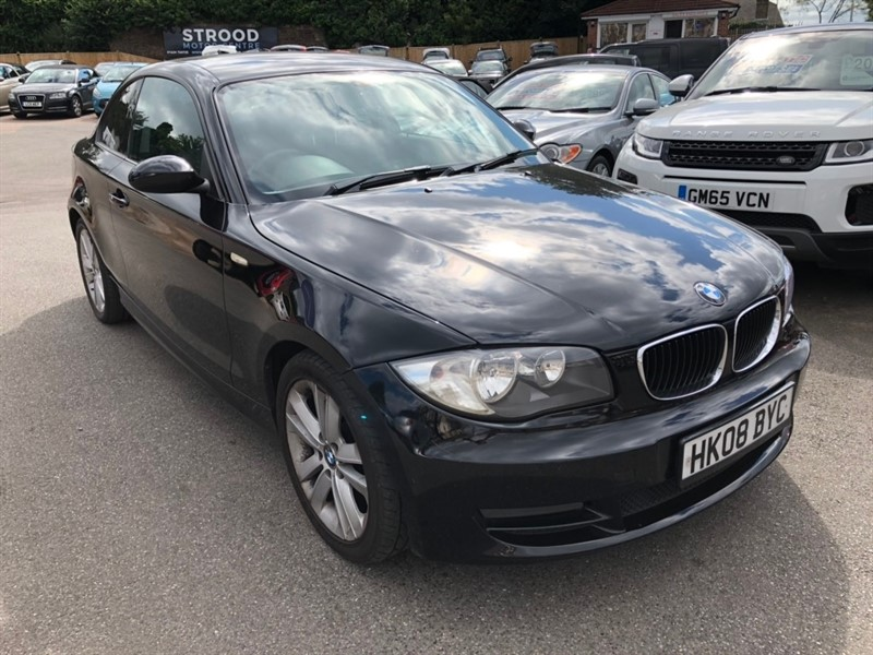 used BMW 120d 1 Series SE 2dr in rochester-kent