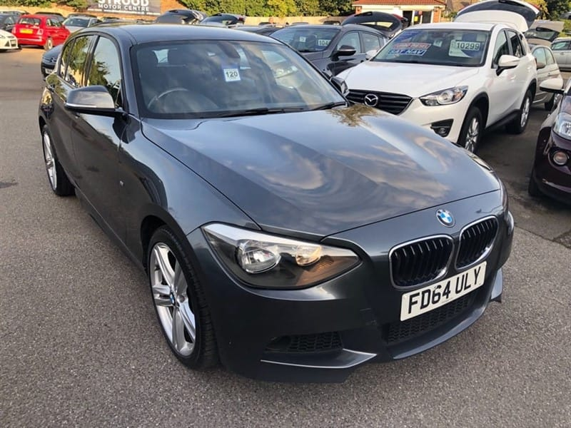 used BMW 120d M Sport Sports Hatch xDrive (s/s) in rochester-kent