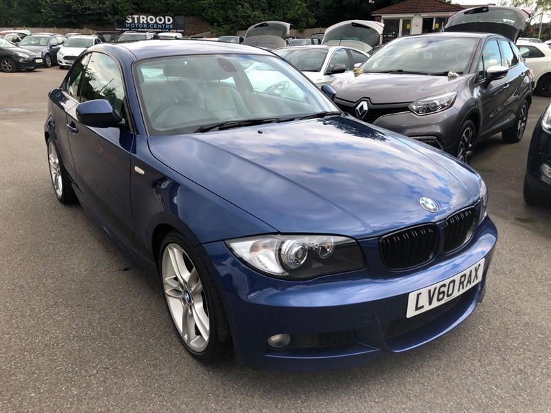 used BMW 120i M Sport Auto in rochester-kent