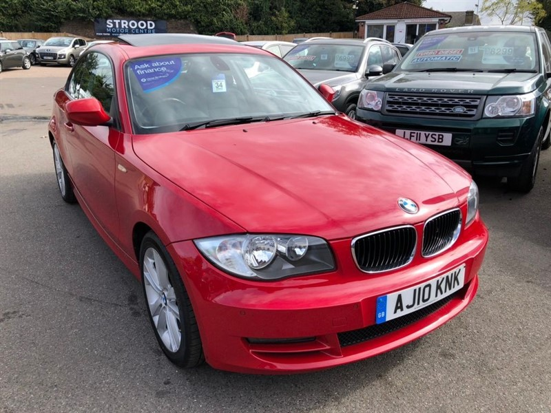 used BMW 120i 1 Series SE 2dr in rochester-kent