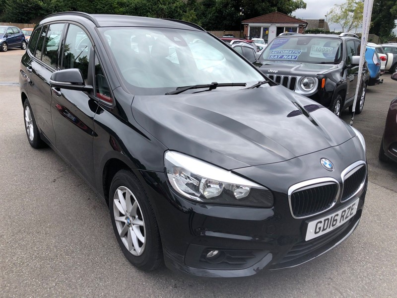 used BMW 218i SE Gran Tourer (s/s) in rochester-kent