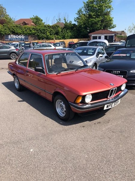 used BMW 316 3 Series 2dr in rochester-kent