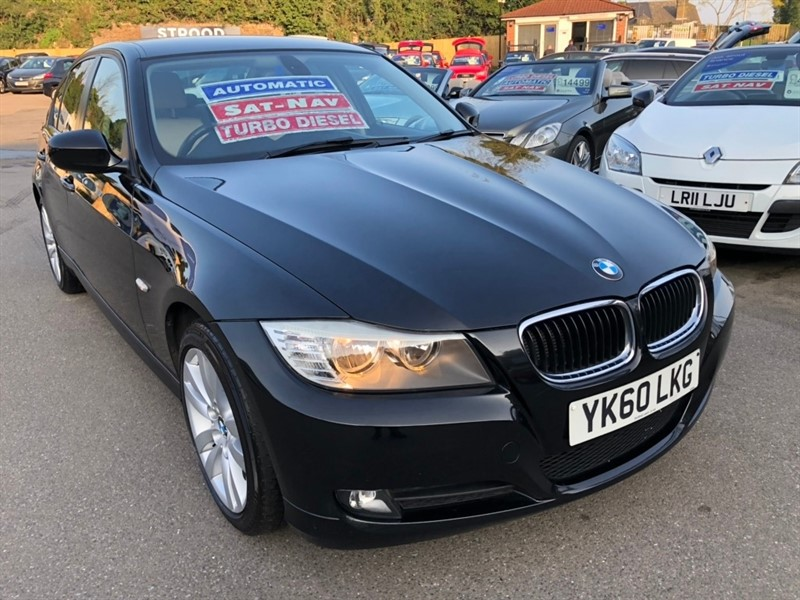 used BMW 318d 3 Series SE Business Edition 4dr in rochester-kent