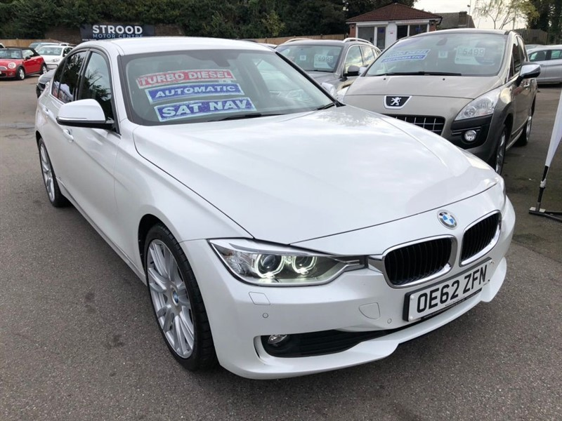 used BMW 318d 3 Series SE (s/s) 4dr in rochester-kent