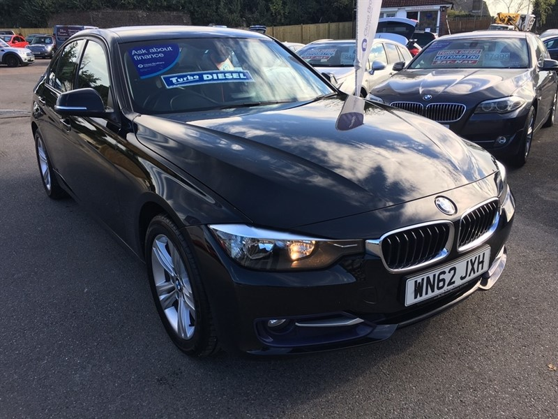 used BMW 318d 3 Series Sport (s/s) 4dr in rochester-kent
