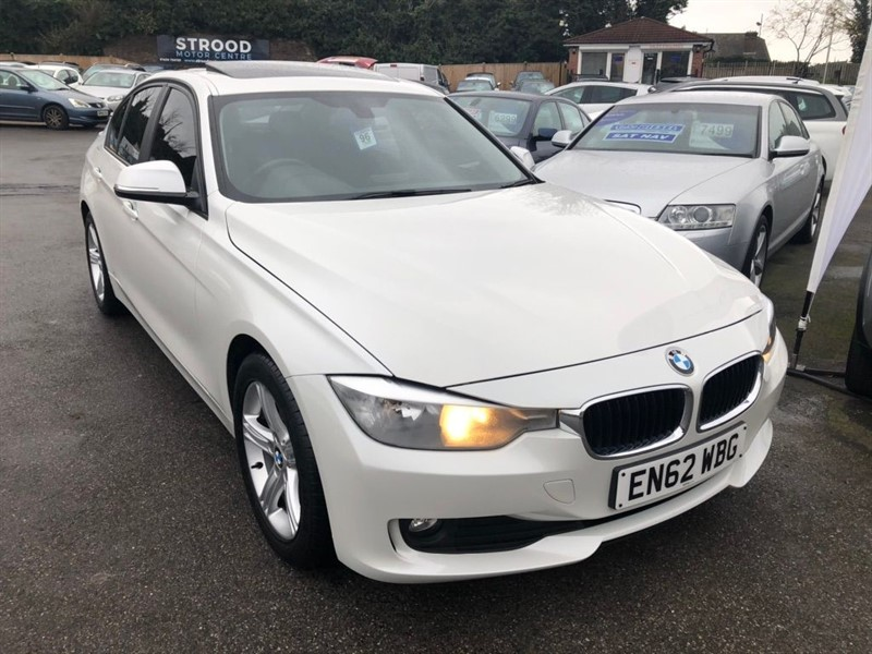 used BMW 318d SE (s/s) in rochester-kent