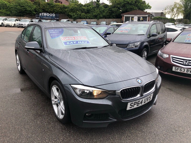 used BMW 318d M Sport (s/s) in rochester-kent
