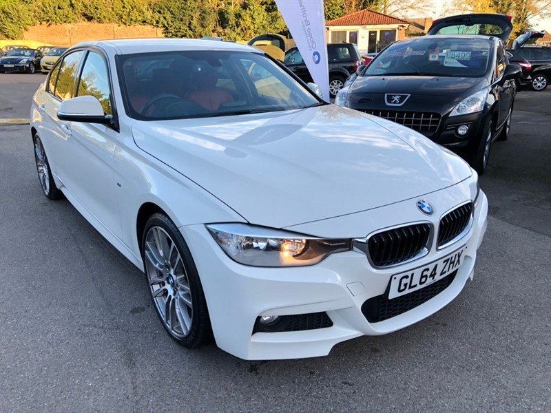 used BMW 318d 3 Series M Sport (s/s) 4dr in rochester-kent