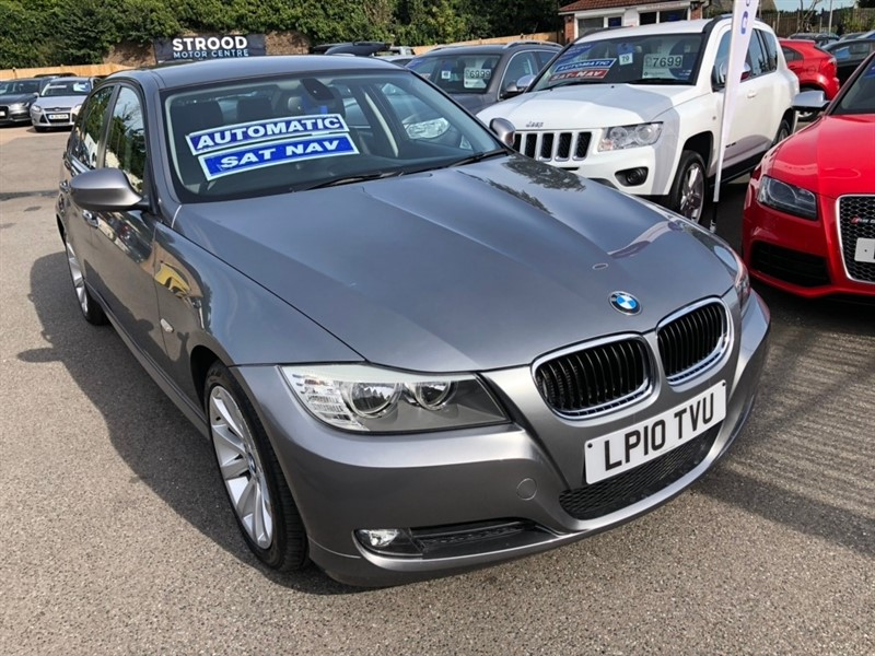 used BMW 318i 3 Series SE Business Edition 4dr in rochester-kent