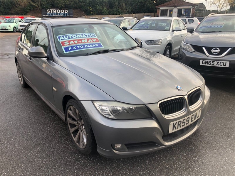 used BMW 318i SE in rochester-kent
