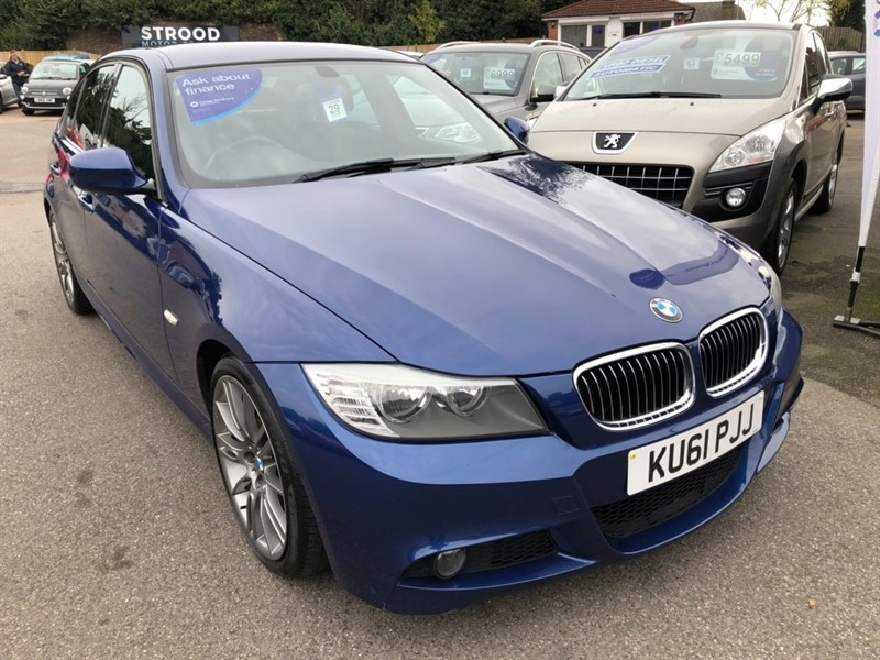 used BMW 318i 3 Series Sport Plus 4dr in rochester-kent