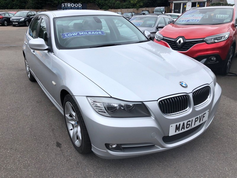 used BMW 318i Exclusive Edition in rochester-kent