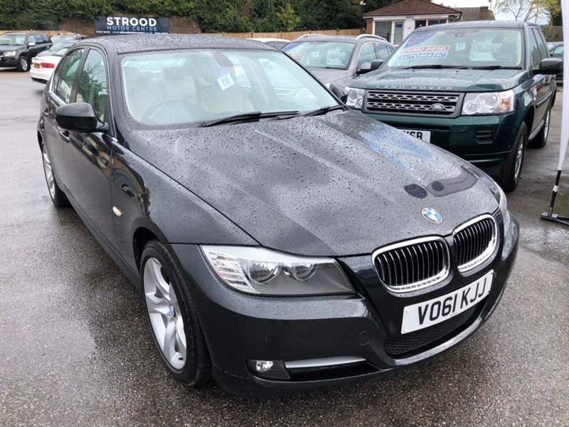 used BMW 318i 3 Series Exclusive Edition 4dr in rochester-kent