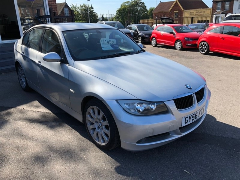used BMW 318i 3 Series SE 4dr in rochester-kent