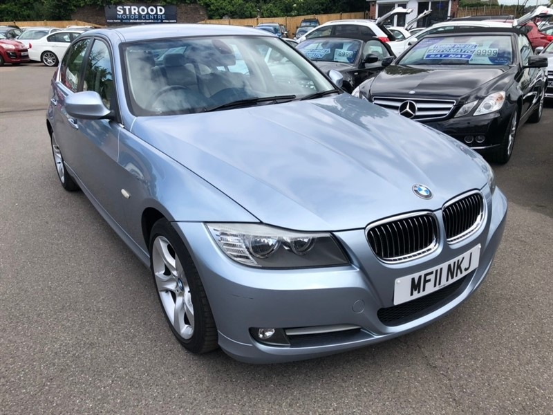 used BMW 318i 3 Series Exclusive 4dr in rochester-kent