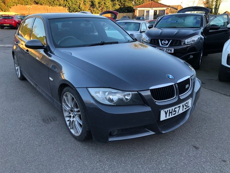 used BMW 318i 3 Series M Sport 4dr in rochester-kent