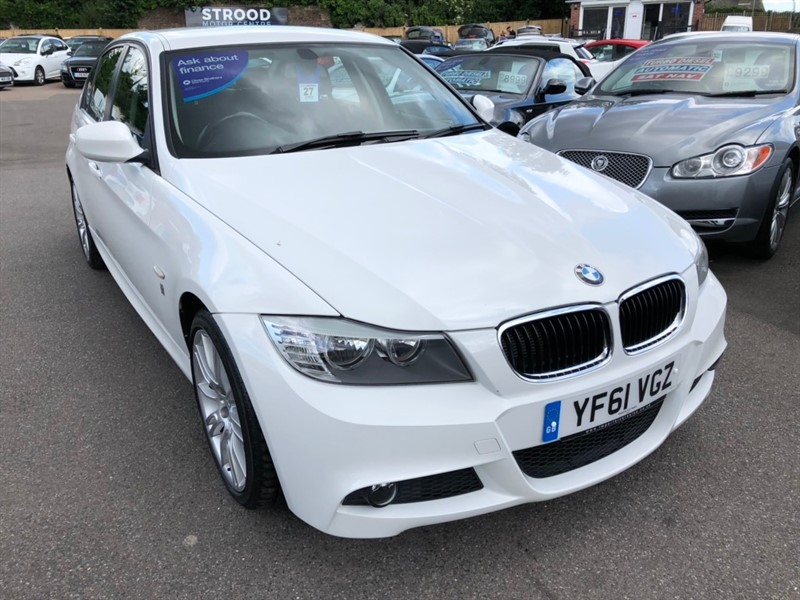used BMW 318i 3 Series Performance Edition 4dr in rochester-kent