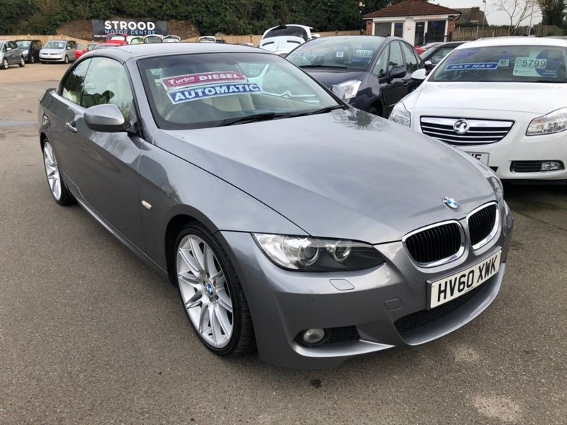 used BMW 320d M Sport Highline in rochester-kent