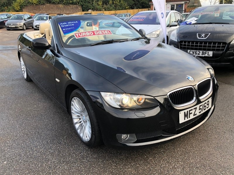 used BMW 320d 3 Series SE 2dr in rochester-kent