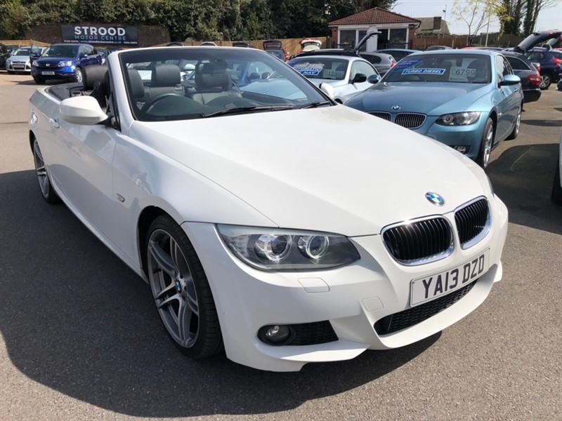 used BMW 320d 3 Series M Sport 2dr in rochester-kent