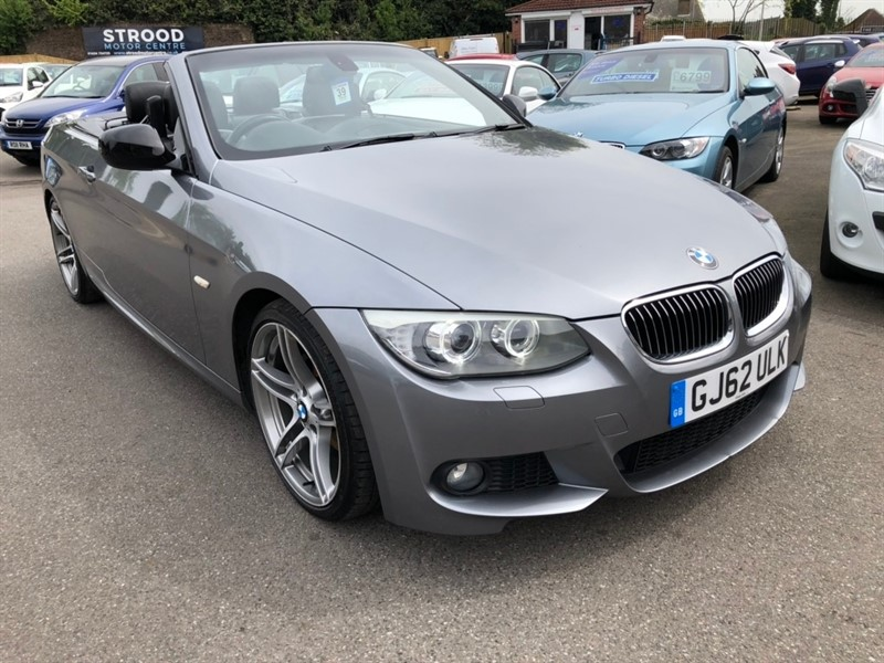 used BMW 320d 3 Series Sport Plus 2dr in rochester-kent