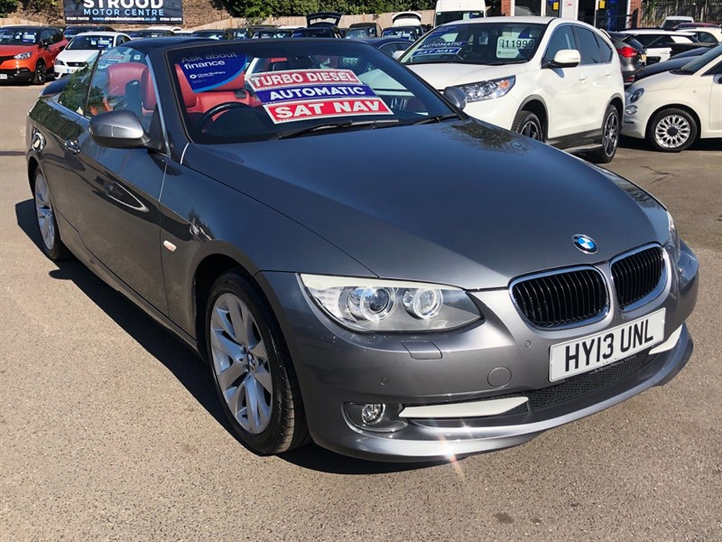 used BMW 320d SE Auto in rochester-kent