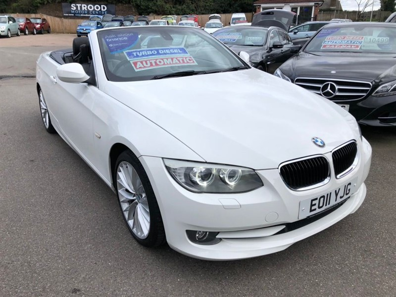 used BMW 320d SE in rochester-kent