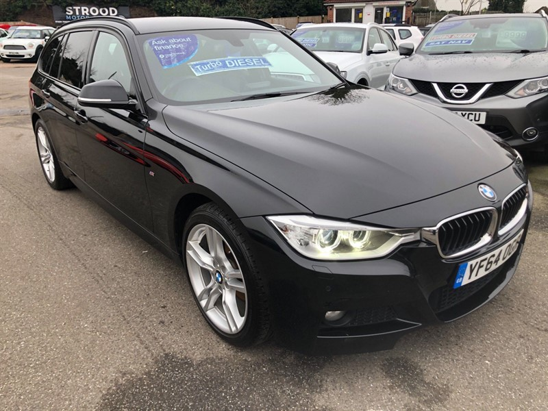 used BMW 320d M Sport Touring xDrive (s/s) in rochester-kent