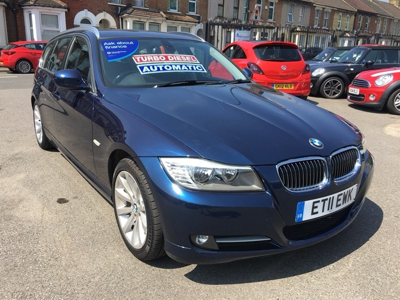 used BMW 320d 3 Series Exclusive Edition Touring 5dr in rochester-kent