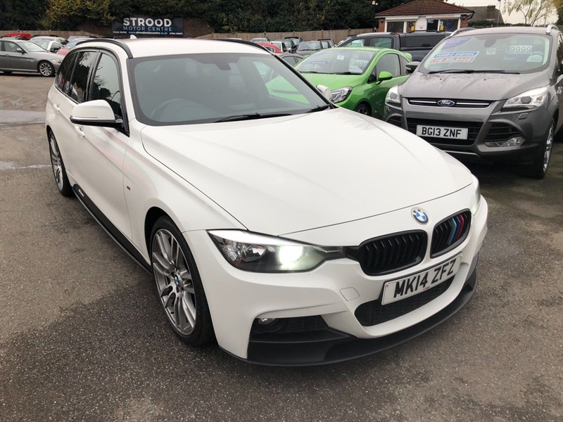 used BMW 320d M Sport Touring (s/s) in rochester-kent