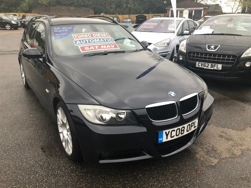 used BMW 320d 3 Series M Sport Edition Touring 5dr in rochester-kent