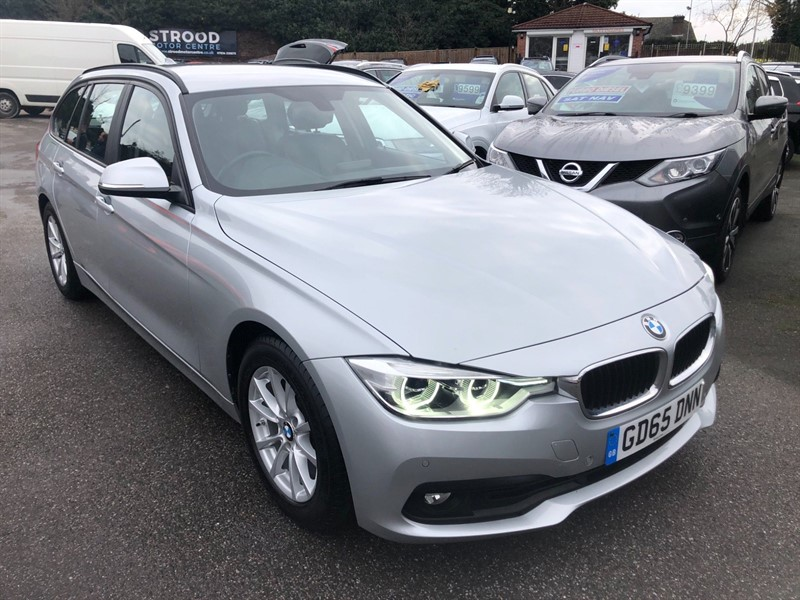 used BMW 320d ED Plus Touring Auto (s/s) in rochester-kent