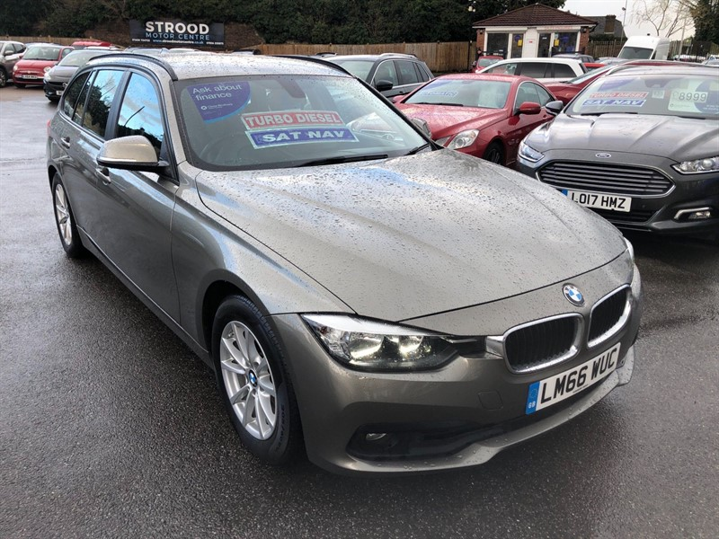 used BMW 320d ED Plus Touring (s/s) in rochester-kent