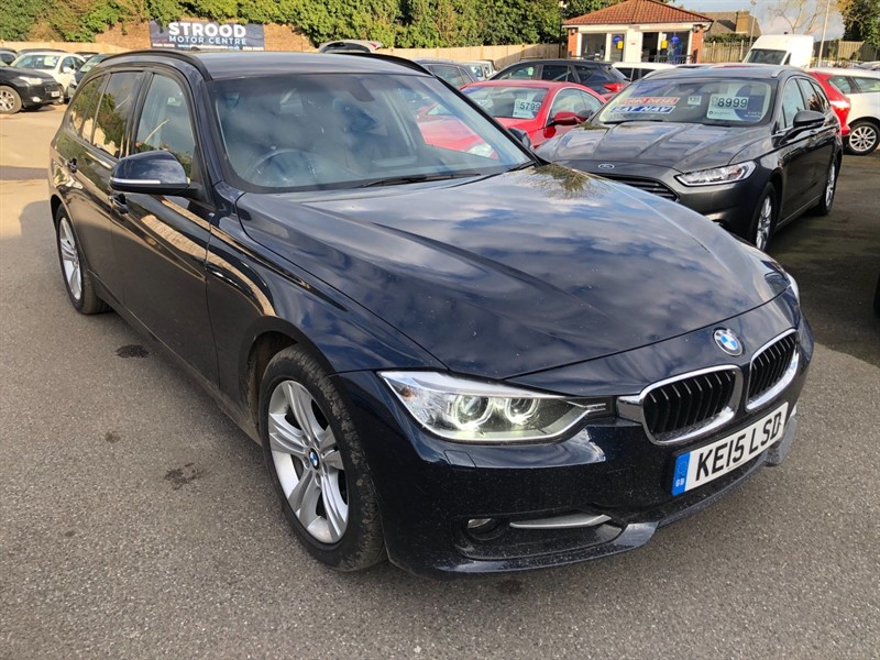used BMW 320d Sport Touring (s/s) in rochester-kent