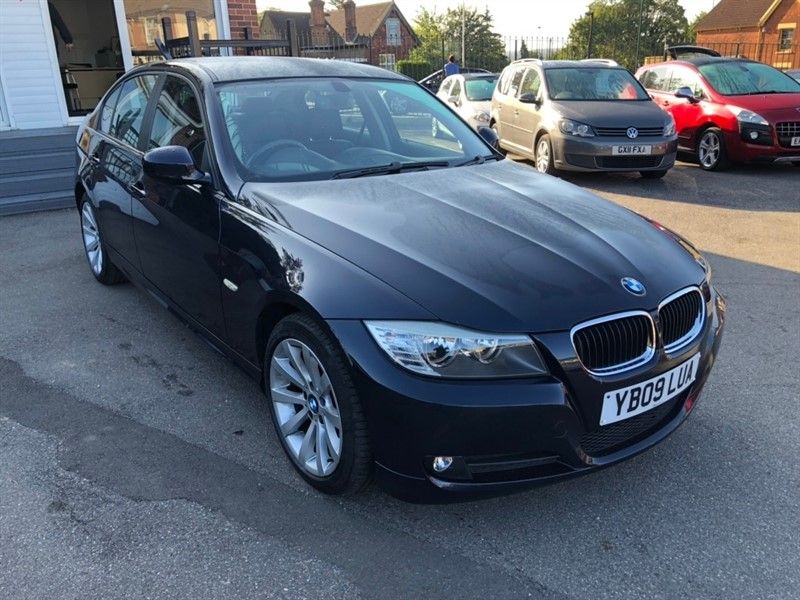 used BMW 320d 3 Series SE Business Edition 4dr in rochester-kent