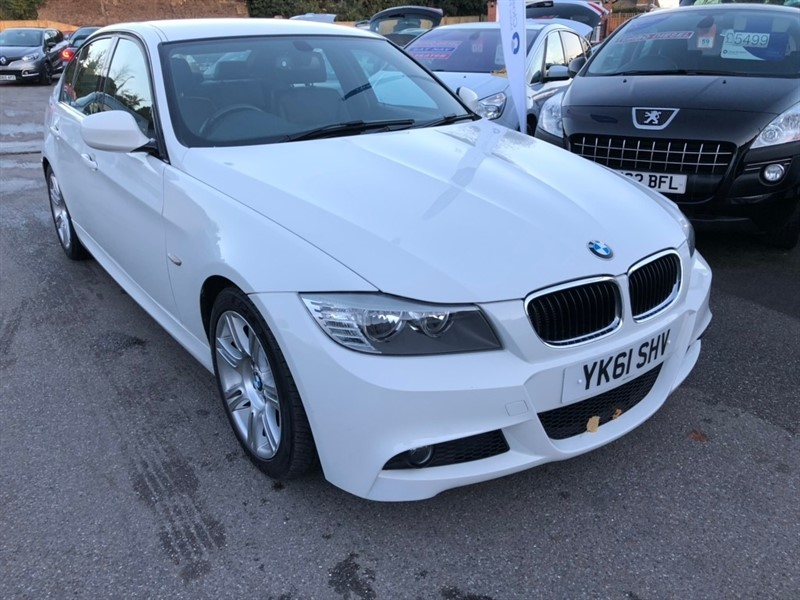 used BMW 320d 3 Series M Sport 4dr in rochester-kent