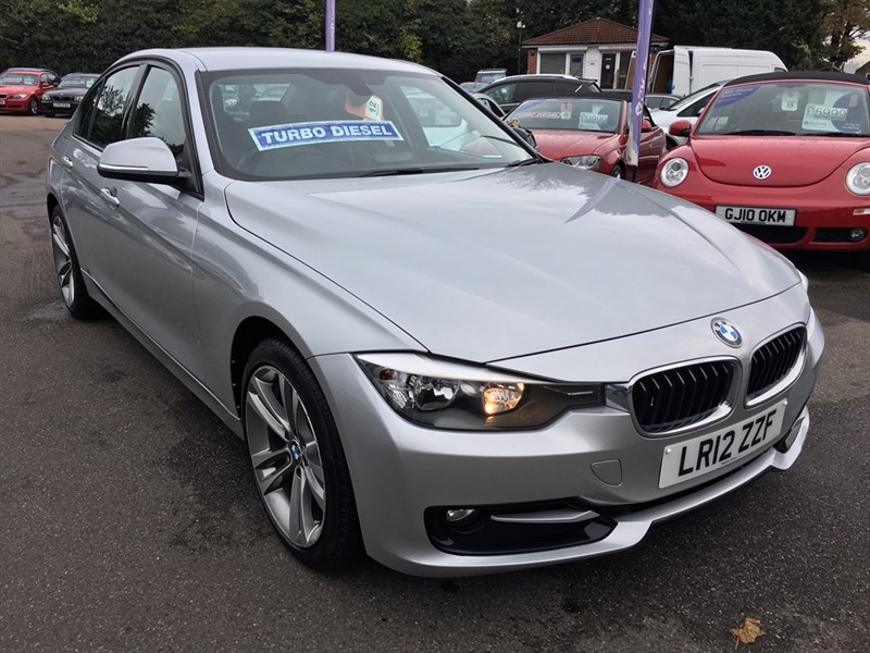 used BMW 320d 3 Series Sport 4dr in rochester-kent