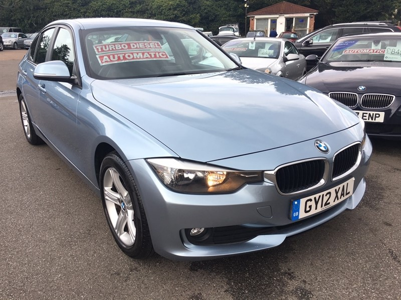 used BMW 320d 3 Series SE 4dr in rochester-kent