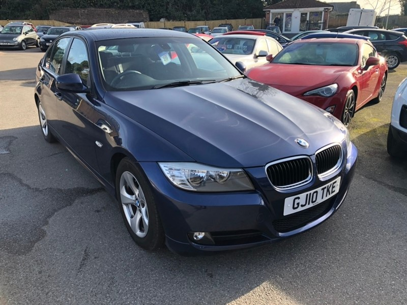 used BMW 320d 3 Series EfficientDynamics 4dr in rochester-kent